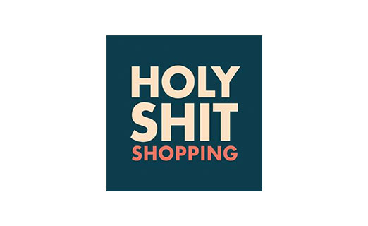 Logo HOLY SHIT SHOPPING
